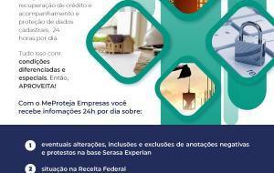 SINDUSCON FIRMA CONVÊNIO COM A SERASA EXPERIAN