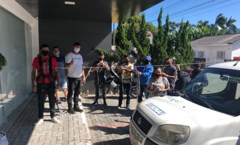 NOVOS TRABALHADORES SÃO CAPACITADOS